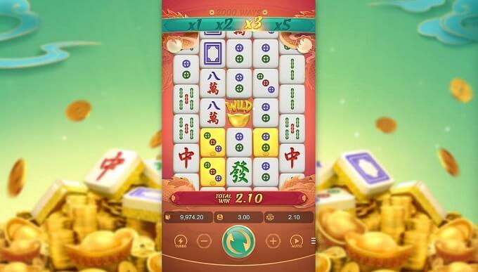 mahjong ways 2 slot screen