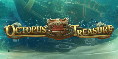 octopus treasure slot