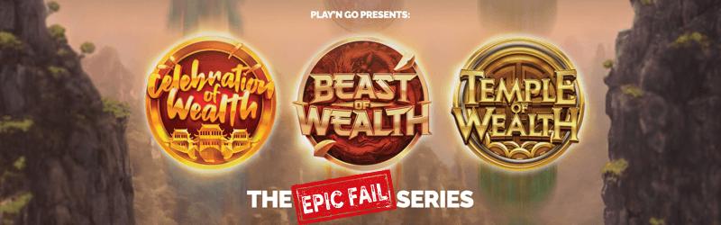 playngo the wealth series slots big