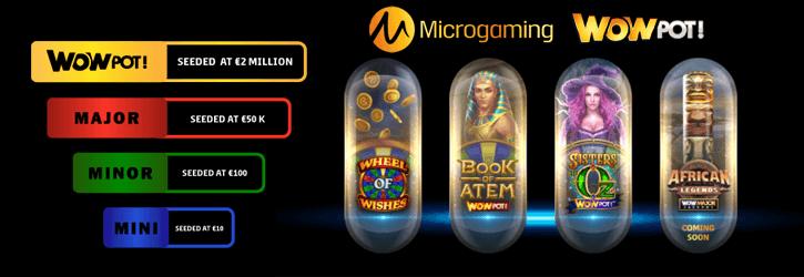 wowpot jackpot slots main