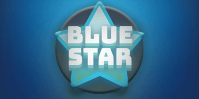 blue star slot