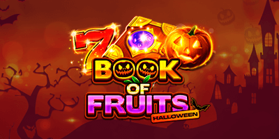 book of fruits halloween slot