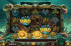 octopus treasure slot screen small