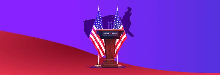 supercasino trump vs biden panus kampaania