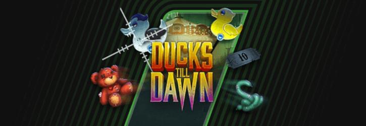 unibet kasiino ducks till dawn kampaania