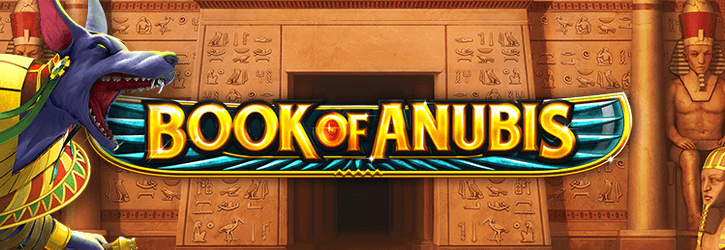 book of anubis slot stakelogic