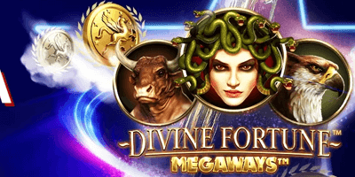 olybet kasiino divine fortune megaways