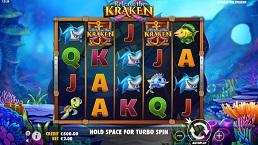 release the kraken slot screen small
