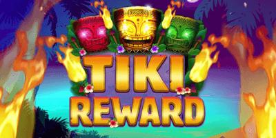 tiki reward slot